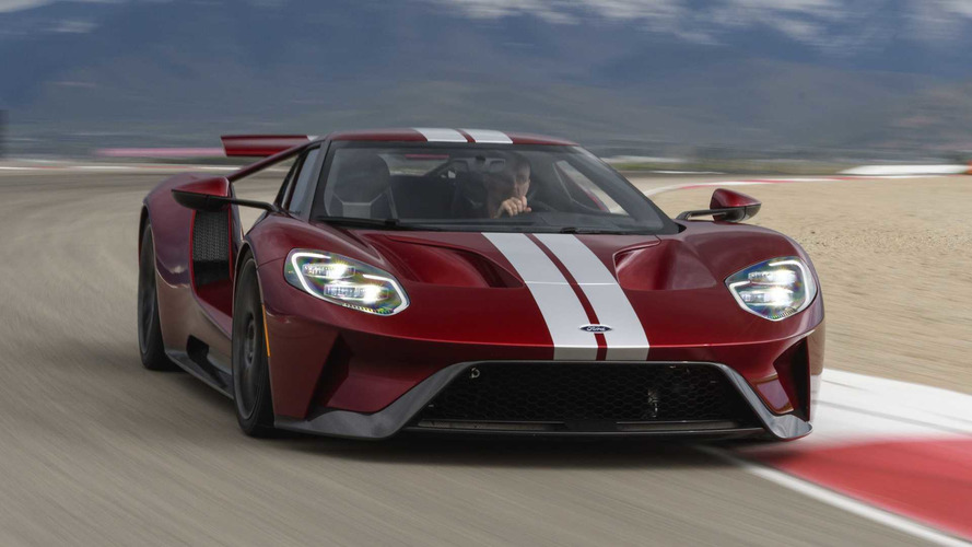 Ford GT uses same gearbox as Mercedes-AMG GT; costs double