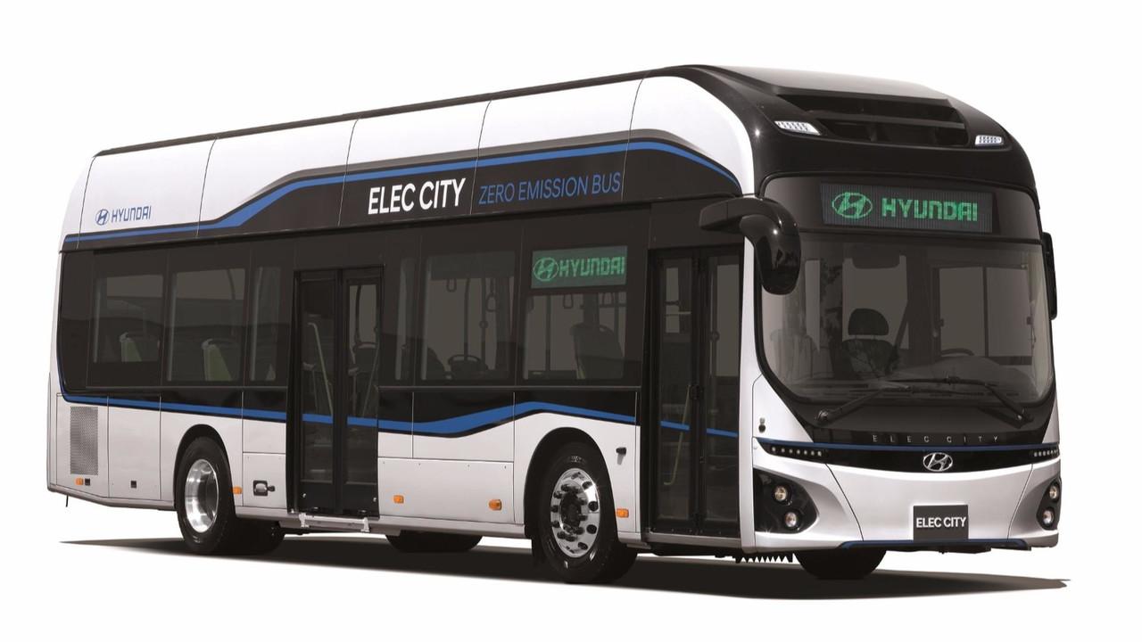 Hyundai bus électrique
