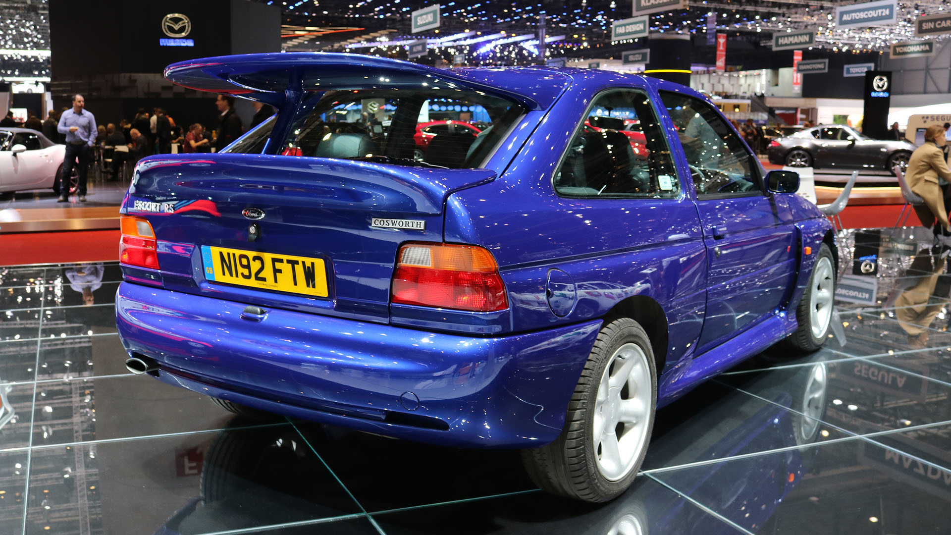 Ford Escort Cosworth Rs 1817601