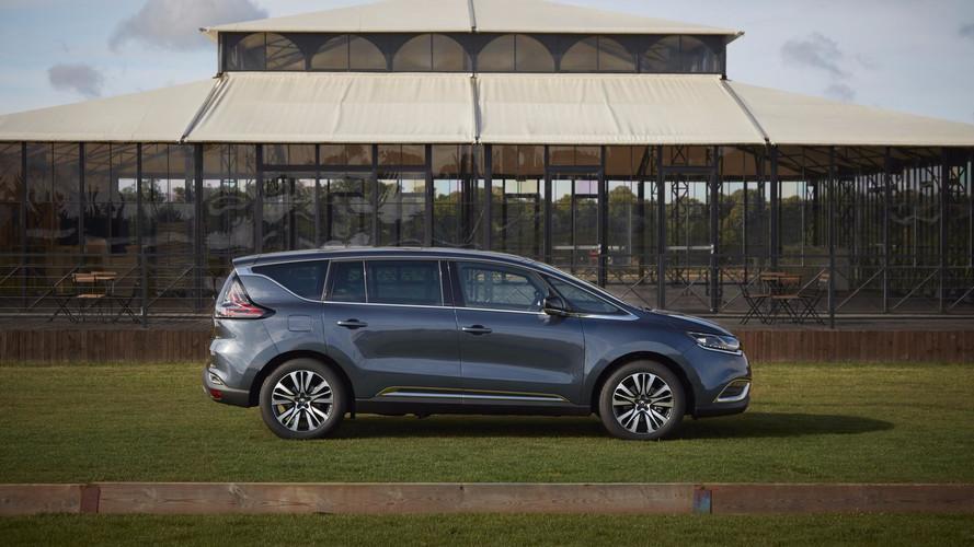 Renault incorpora nuevos motores a la gama Espace