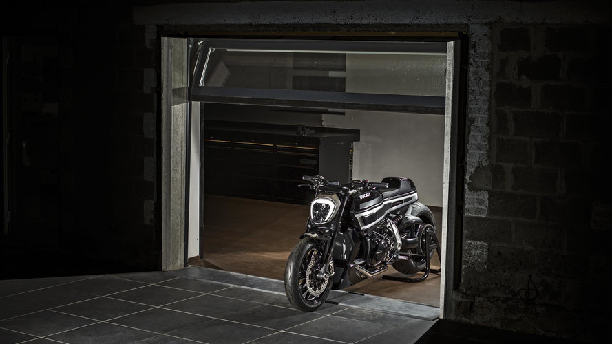 Ducati XDiavel Thiverval by Fred Krugger