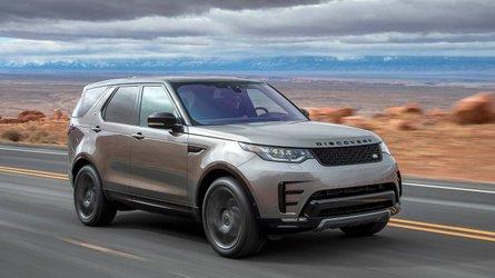 Land Rover Discovery mit neuem V6-Diesel