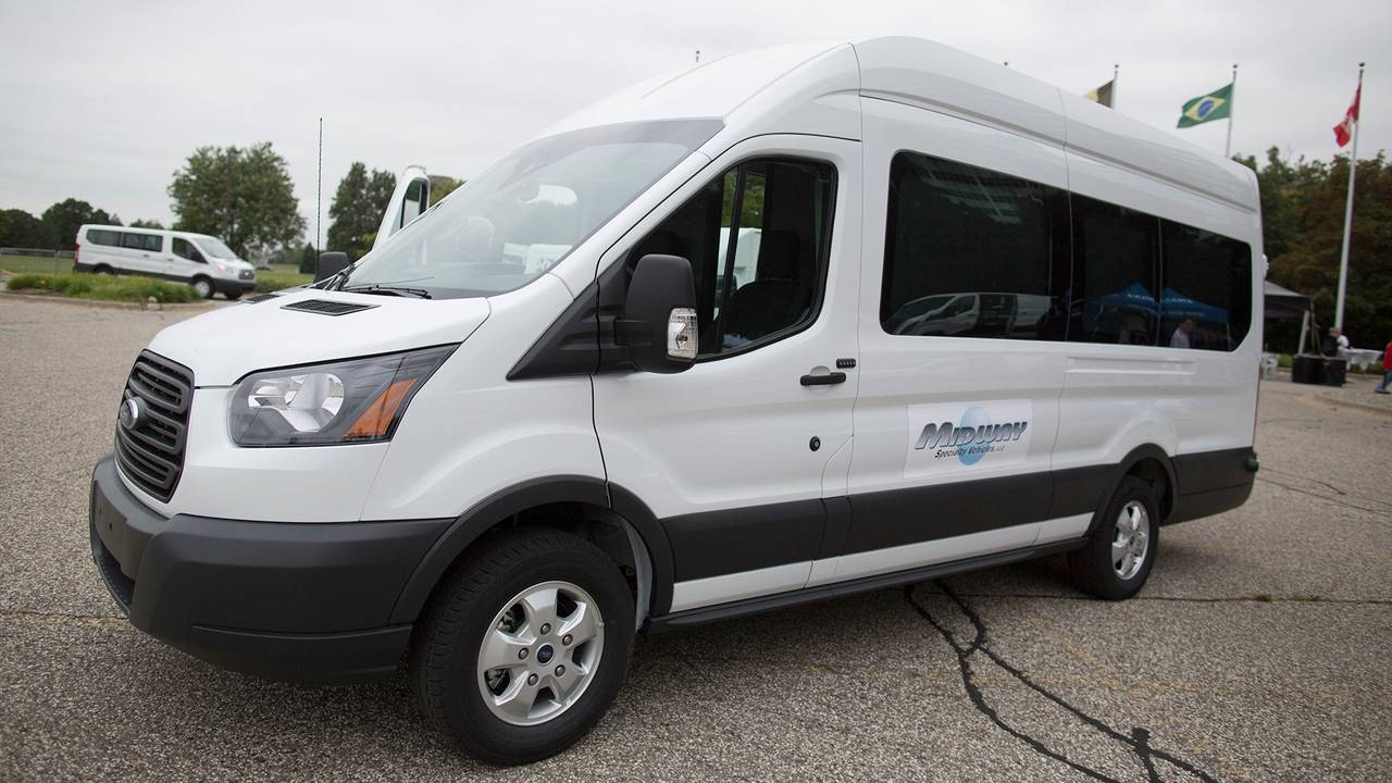 Midway Specialty Vehicles Golf Mobile Showroom