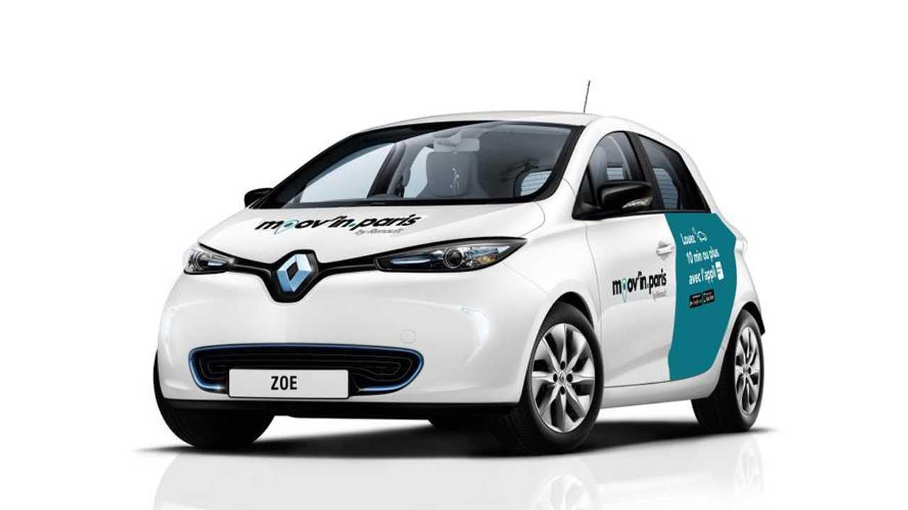 Renault Moov'in.Paris