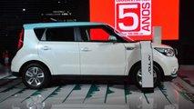 Kia Niro Hybrid, Optima e Soul EV