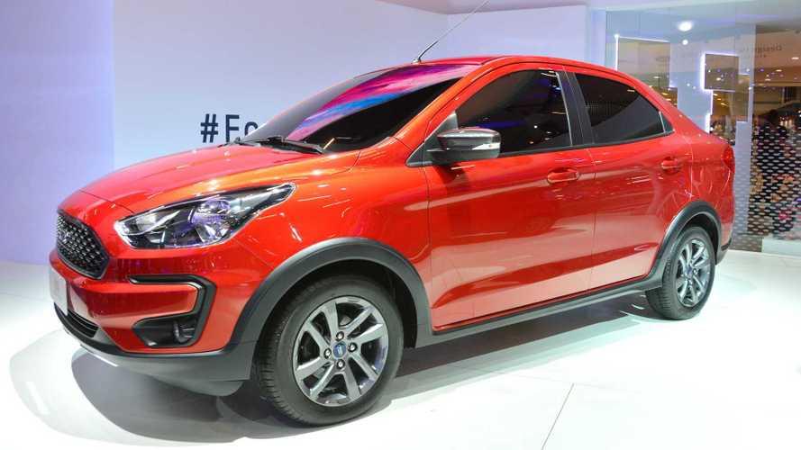 Ford promete novos produtos para o Mercosul