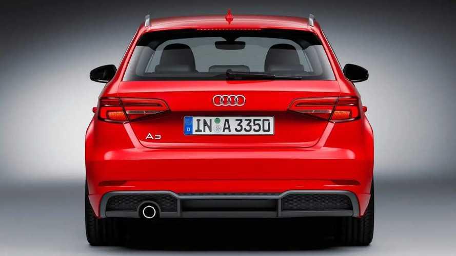 Audi A3 Sportback Admired
