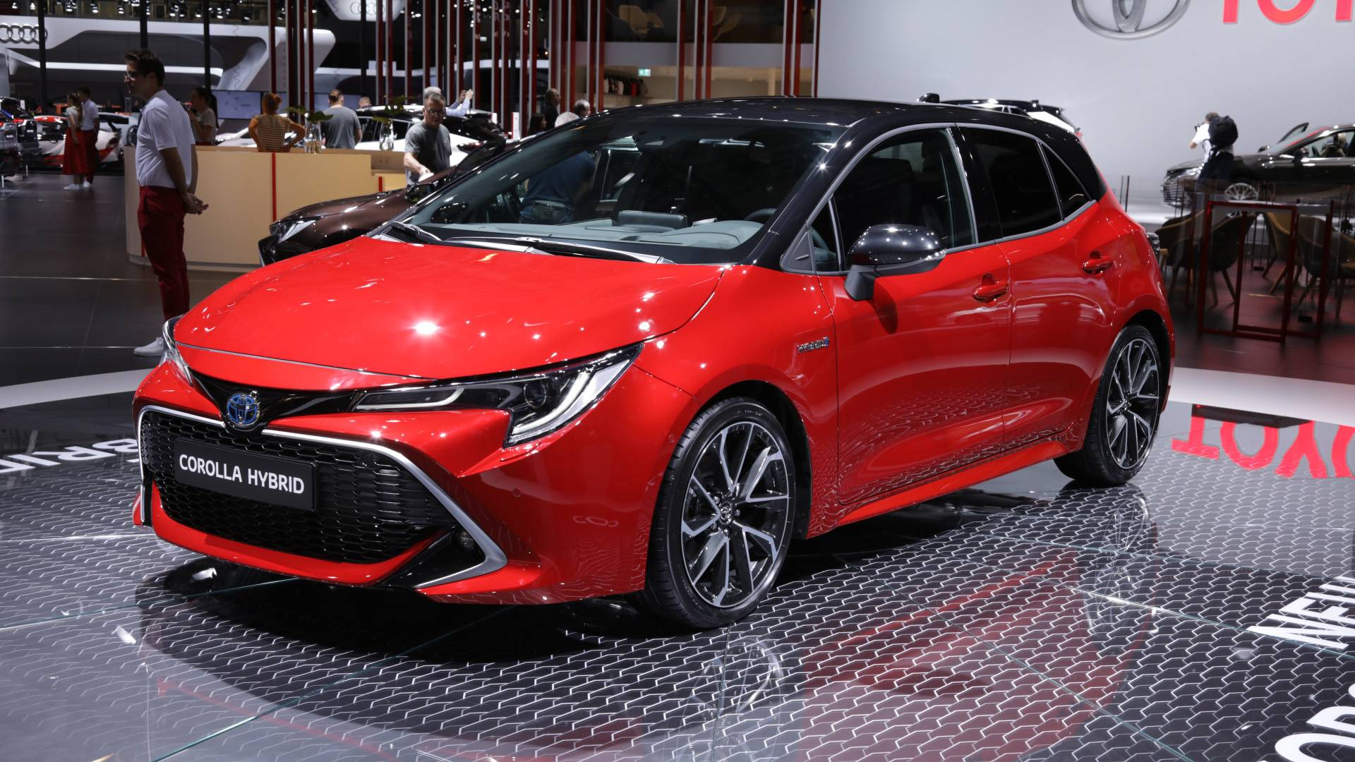 2019 Toyota Corolla Hatch And Wagon Bid Adieu To Auris In Paris 1990 Camry Starter Relay