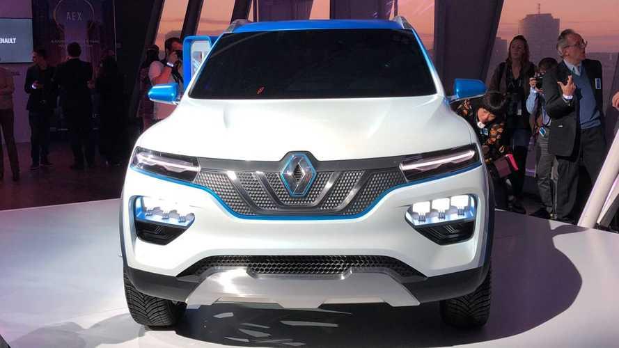 Renault K-ZE tanulmány