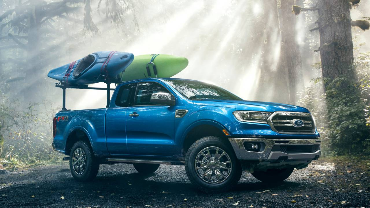 2019 Ranger Has Best-In-Class Torque, Towing – But There's ...