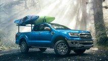 2019 Ford Ranger Stats