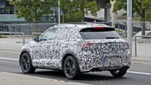 2019 VW T-Roc R foto spia