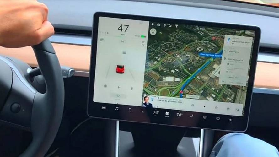Is Tesla Navigation Really That Terrible? How 'Bout That Horn?