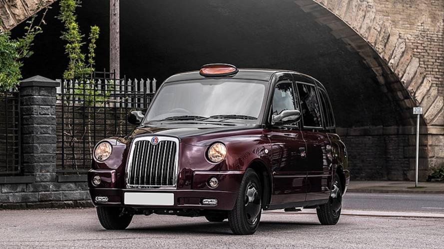 If Only Every Cab Were As Nice As Kahn's London Taxi TX4