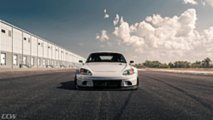 Complete Custom Wheel Tuned Honda S2000