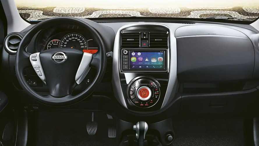Nissan Multi-App - Central Multimídia