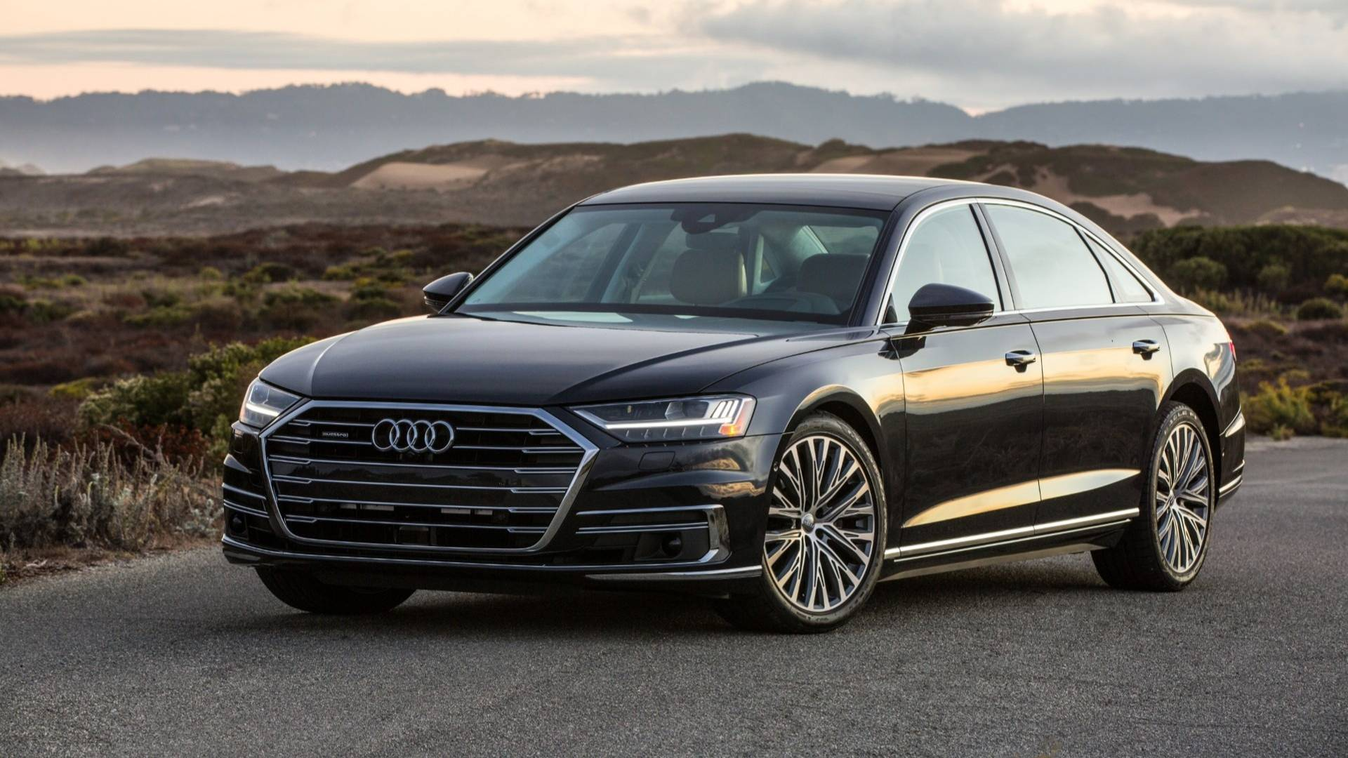 2019 Audi A8l First Drive Tons Of Teutonic Tech