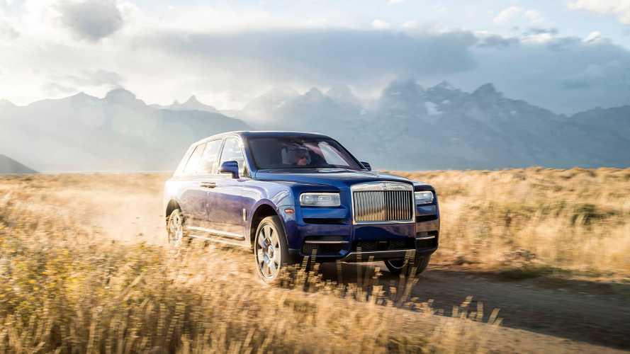 Essai Rolls-Royce Cullinan - Premier essai de la Rolls des SUV !