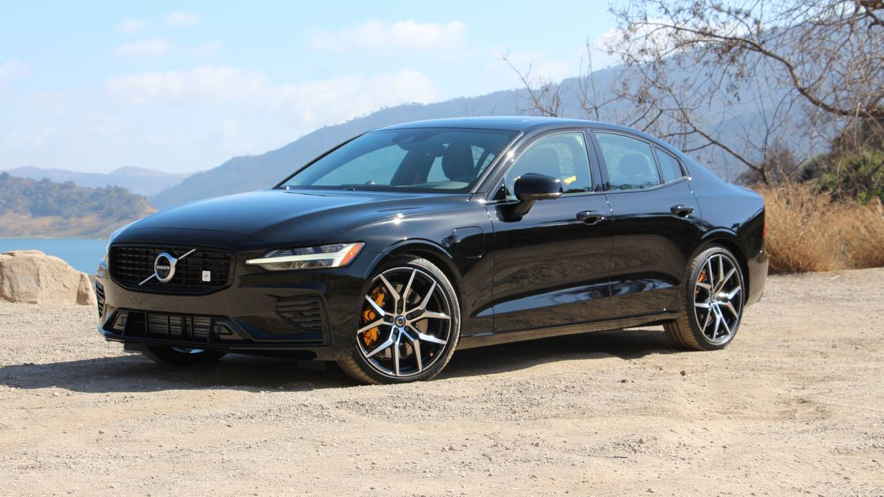 2019 volvo s60 first drive culmination of good. Black Bedroom Furniture Sets. Home Design Ideas