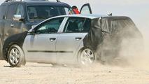 Spy photo: Volkswagen Golf VI