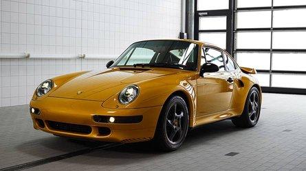 3 millió dollárért kelt el a nemrég bemutatott Porsche Project Gold