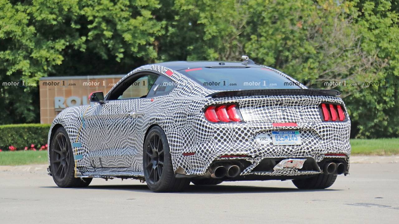 2020 Ford Mustang Shelby Gt500 Everything We Know