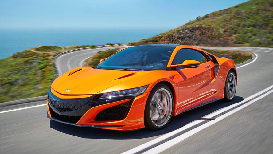 Honda NSX (2019): Facelift für den Supersportler