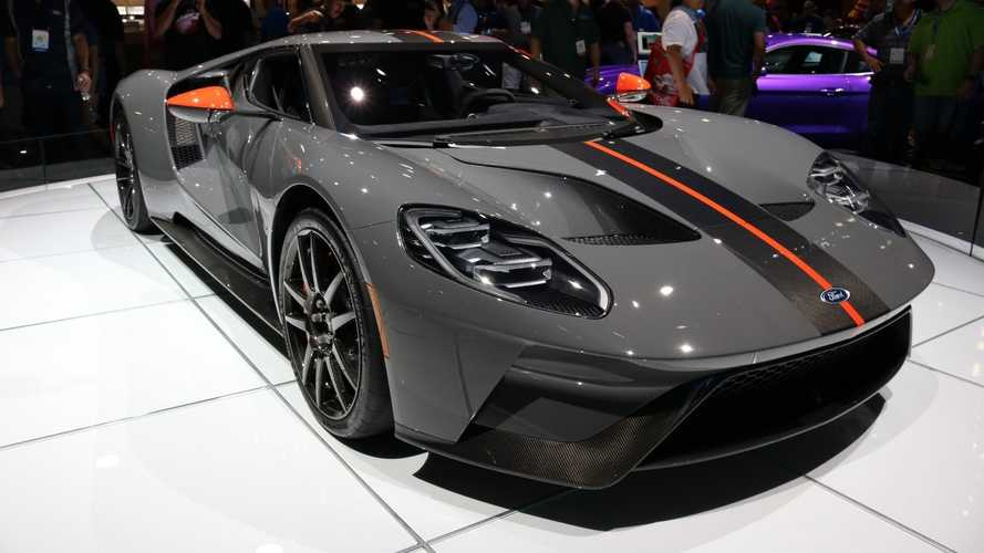 2019 Ford GT Carbon Series Is Lighter, Limited, Lovely