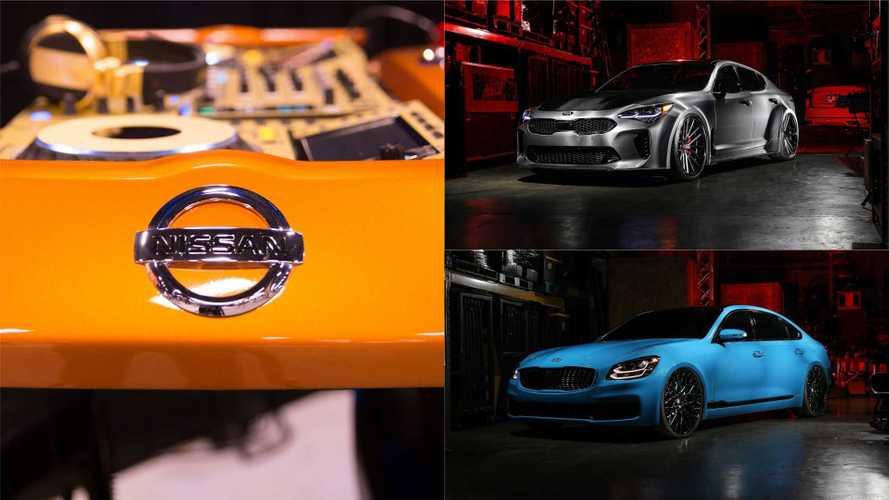 6 Terrible Tuned Cars From SEMA 2018