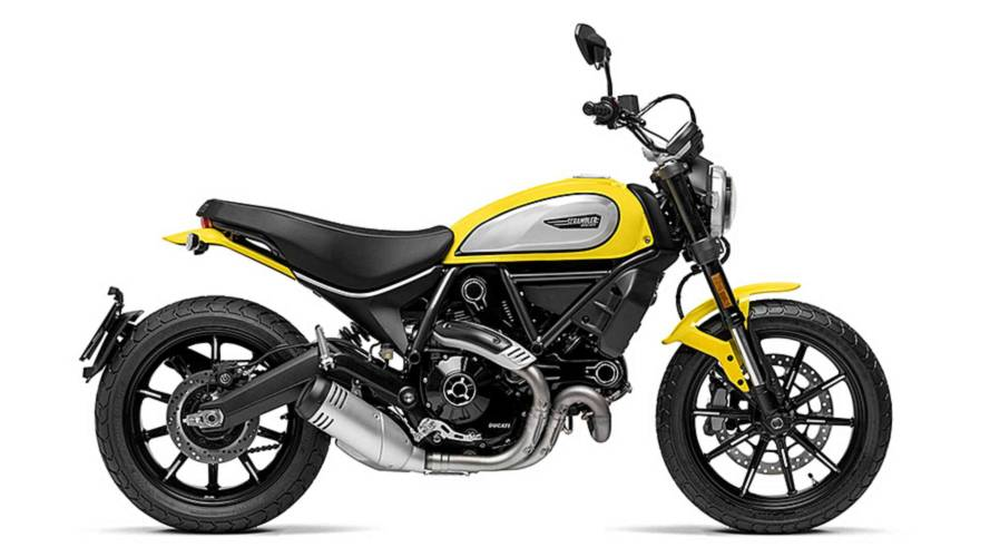 New Ducati Scrambler Icon Leads The Joyvolution