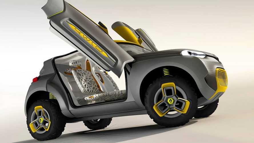 Conceitos esquecidos: Renault Kwid Concept foi muito além da versão de produção