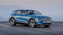 Audie-tron55 quattro: 20 km mehr Reichweite für frühe Exemplare