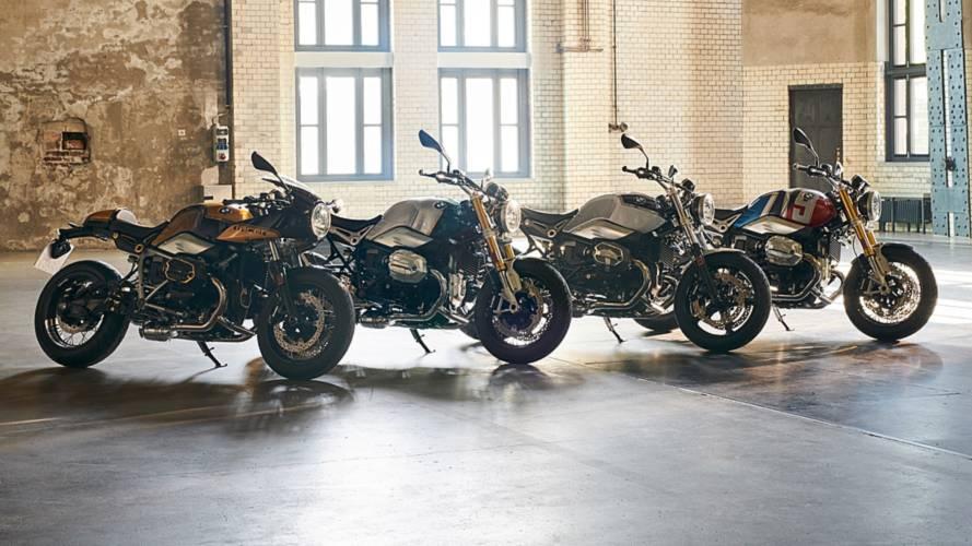 BMW Motorrad actualiza su gama de cara a 2019