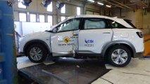 Hyundai Nexo Crash Test EuroNcap