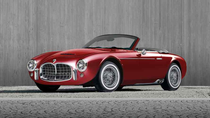 Ares Design Project Wami gives 1950s Maseratis a lovely makeover