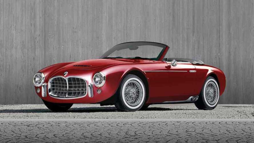 Ares Design Wami - L'hommage aux Maserati d'antan