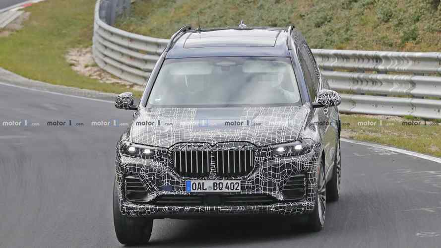See Alpina testing the world's most powerful production diesel SUV