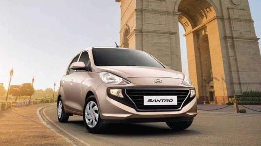 Hyundai estuda vender subcompacto Santro na América Latina