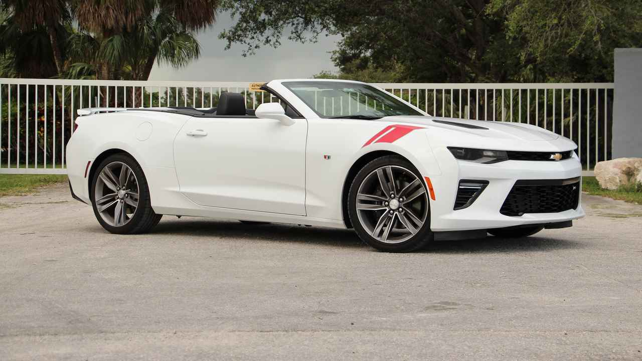 2018 Chevrolet Camaro SS Convertible: Review