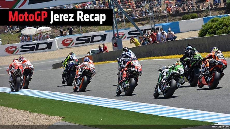 MotoGP Jerez Recap