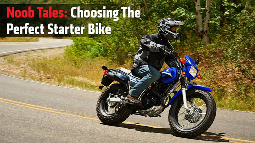 Noob Tales: Choosing The Perfect Starter Bike