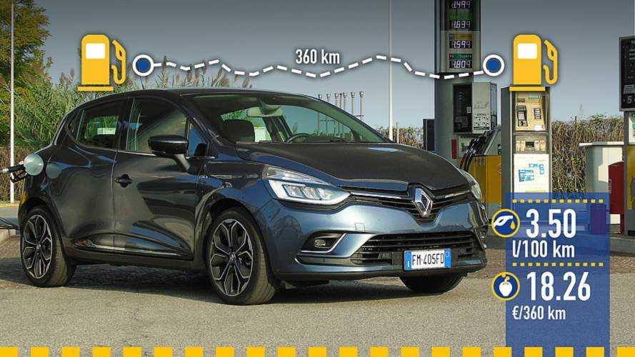 Renault Clio Energy dCi 90 2018: prueba de consumo real