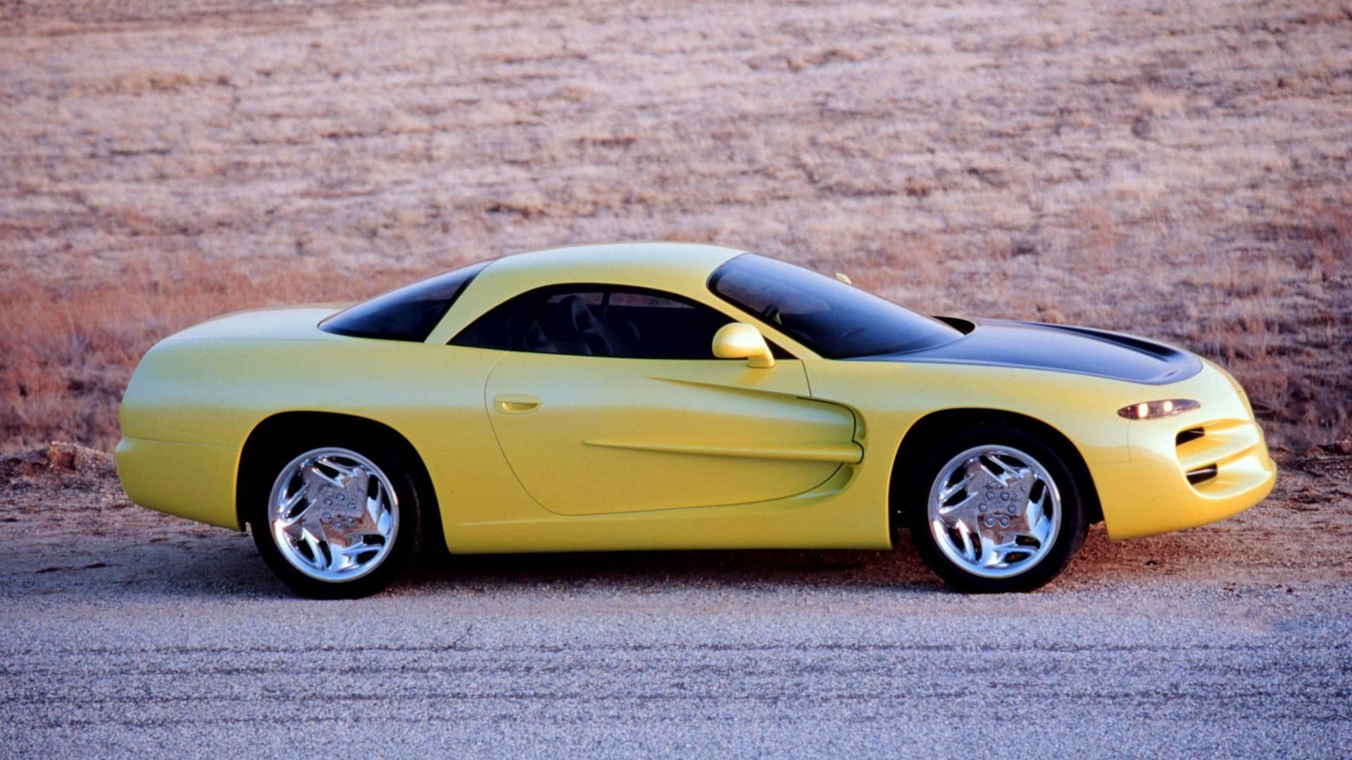 1994 Dodge Venom Concept We Forgot