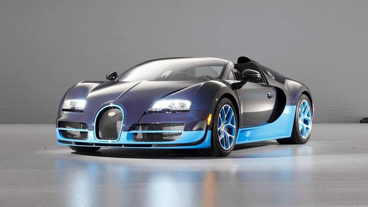 Bugatti Veyron Grand Sport Vitesse - 3.259.000 euros