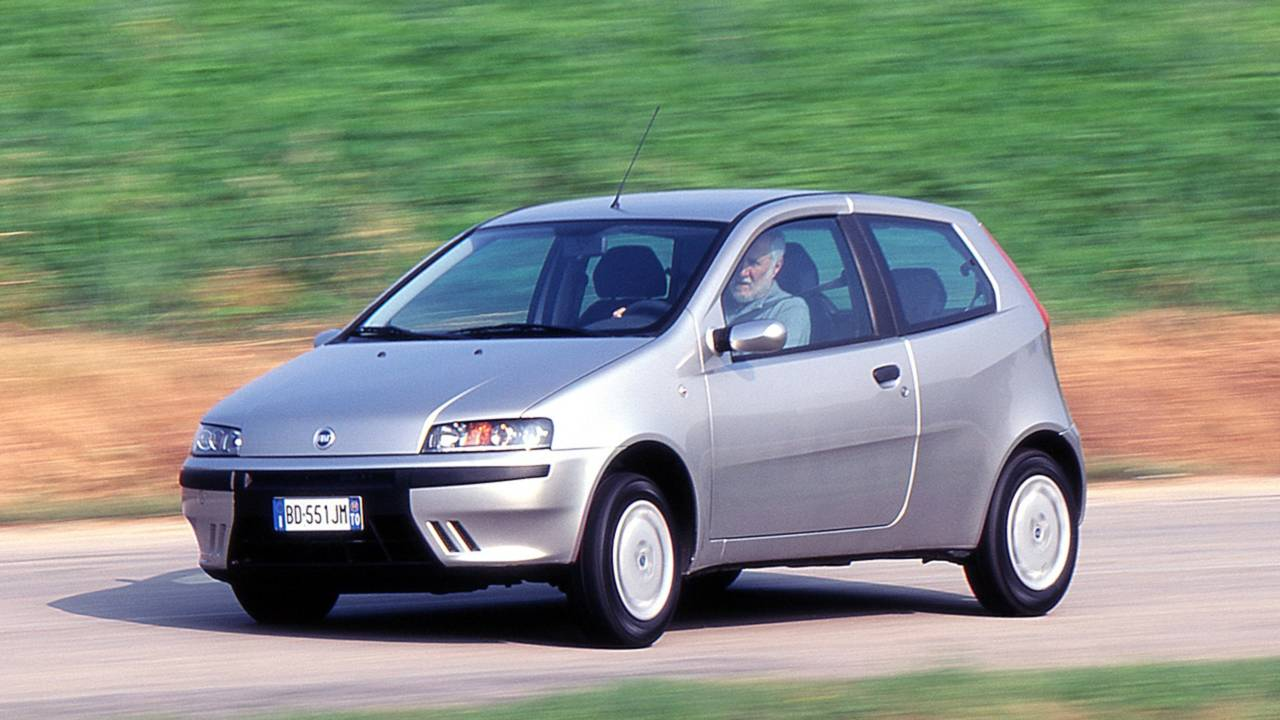 Fiat Punto - Regalo per i 100 anni
