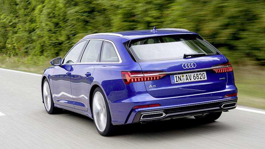 Test Audi A6 Avant (2018): Packt er 5er und E-Klasse?