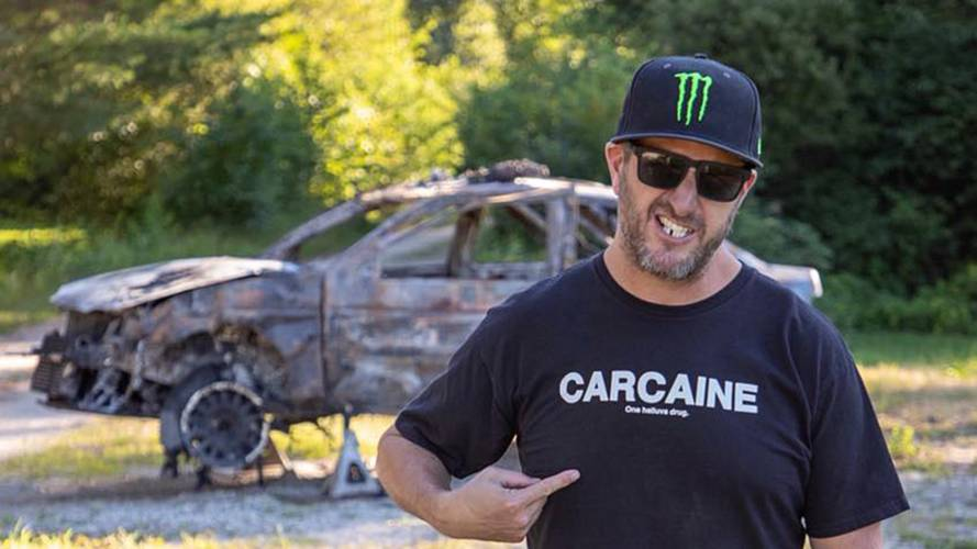 Ken Block Reveals Sad Aftermath Of His Burned Escort Cosworth RS