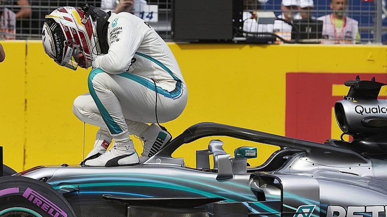 GP Alemania 2018, Hamilton gana