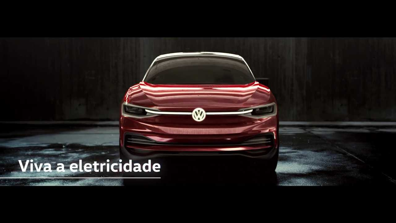 Volkswagen I.D. Crozz - Teaser do Salão de SP