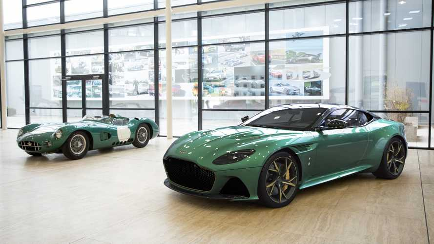 Aston Martin DBS 59 - L'hommage à la DBR1 du Mans